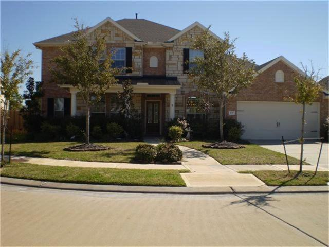 8307 Red Rooster Lane, Katy, TX 77494 (MLS #58930856) :: The SOLD by George Team