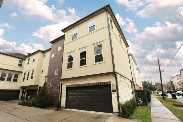 5319 Kiam Street A, Houston, TX 77007 (MLS #58933300) :: Green Residential
