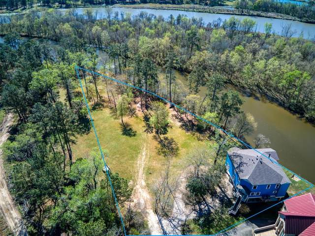 1730 Lakeshore Drive, Kingwood, TX 77339 (MLS #58941523) :: The Sansone Group