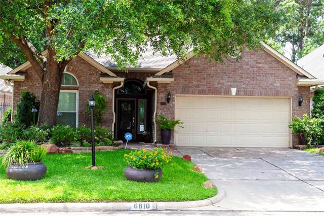 6810 Tournament Drive, Houston, TX 77069 (MLS #58947675) :: Texas Home Shop Realty