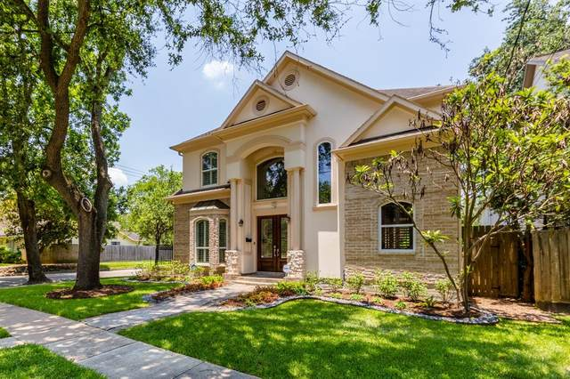 3936 Oberlin Street, West University Place, TX 77005 (MLS #58951048) :: My BCS Home Real Estate Group