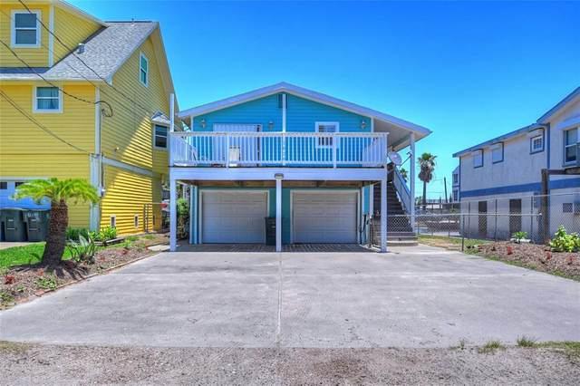 1028 Cozy Cove Lane, Galveston, TX 77554 (MLS #58959619) :: The Property Guys
