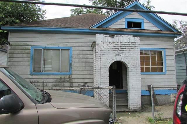 3812 Rotman Street, Houston, TX 77003 (MLS #5896179) :: The Heyl Group at Keller Williams