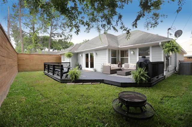 806 Northwood Street, Houston, TX 77009 (MLS #58962570) :: The SOLD by George Team