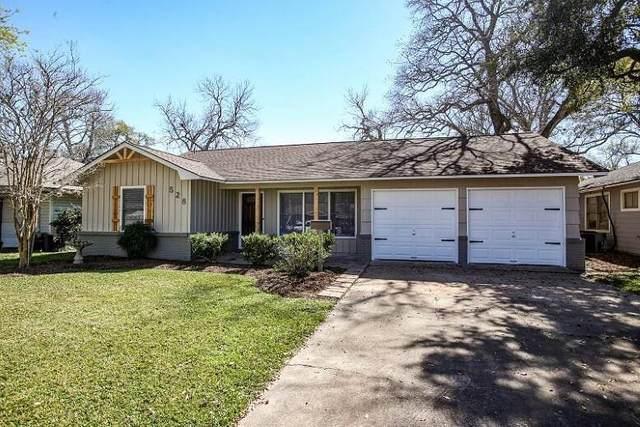 528 Wisteria Street, Lake Jackson, TX 77566 (MLS #5896489) :: The Jill Smith Team