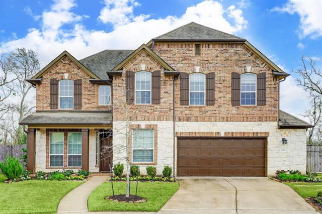 119 Ember Branch Drive, Missouri City, TX 77459 (MLS #58965441) :: The Home Branch