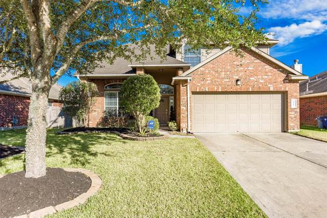 6511 Canyon Mist Lane, Dickinson, TX 77539 (MLS #58967880) :: Texas Home Shop Realty