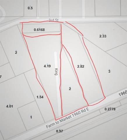 0 3rd Street, Huffman, TX 77336 (MLS #58976781) :: Green Residential