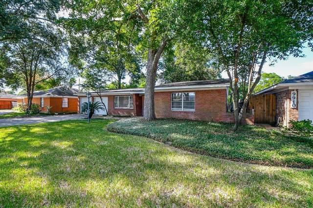 9914 Pine Lake Drive, Houston, TX 77055 (MLS #58977973) :: The Wendy Sherman Team