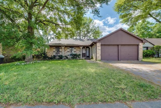 8406 Old Maple Lane, Humble, TX 77338 (MLS #58985759) :: The Collective Realty Group