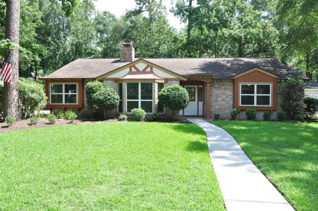 2207 Thousand Pines Drive, Kingwood, TX 77339 (MLS #58993585) :: Giorgi Real Estate Group