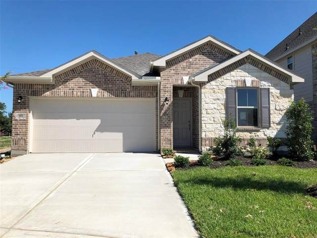 307 Calamint Drive, Crosby, TX 77532 (MLS #58994707) :: All Cities USA Realty