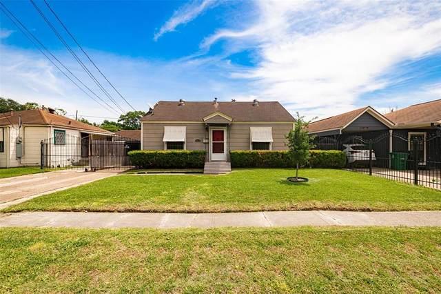 1618 Tabor Street, Houston, TX 77009 (MLS #5899598) :: All Cities USA Realty