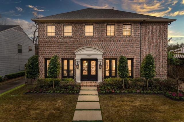 2729 Wroxton Road, West University Place, TX 77005 (MLS #59006195) :: Fairwater Westmont Real Estate
