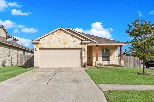 11402 Barbican, Conroe, TX 77304 (MLS #59010119) :: Texas Home Shop Realty