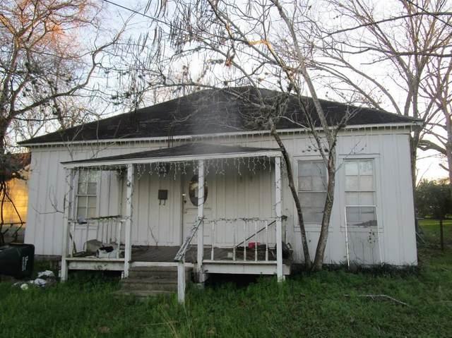 505 E French Street, Cuero, TX 77954 (MLS #59010301) :: The Parodi Team at Realty Associates