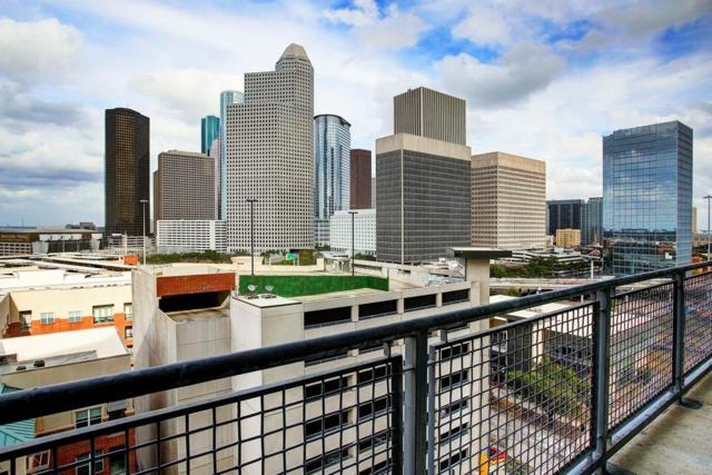 2000 Bagby Street #11420, Houston, TX 77002 (MLS #59015784) :: REMAX Space Center - The Bly Team