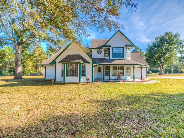 281 Pearl Thomas Road, Livingston, TX 77351 (MLS #59022021) :: The Jennifer Wauhob Team