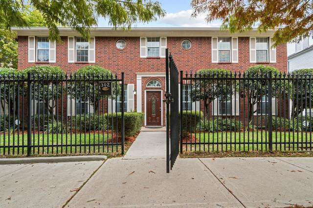 302 Dennis Street, Houston, TX 77006 (MLS #59046521) :: Ellison Real Estate Team