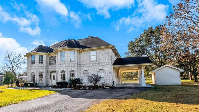 20618 Georgia Street, Manvel, TX 77578 (MLS #59047932) :: Texas Home Shop Realty