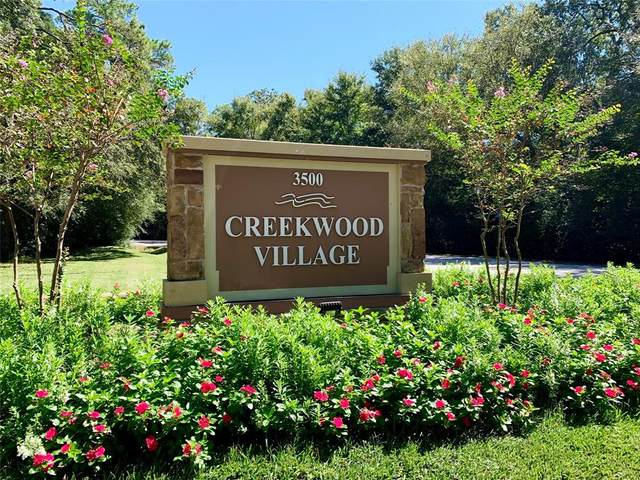 3500 Tangle Brush Drive #102, The Woodlands, TX 77381 (MLS #59053824) :: All Cities USA Realty