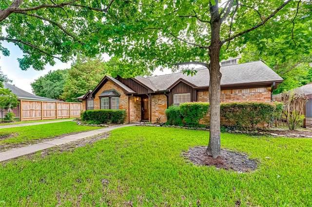 2451 Brookmere Drive, Houston, TX 77008 (MLS #59054866) :: The Wendy Sherman Team