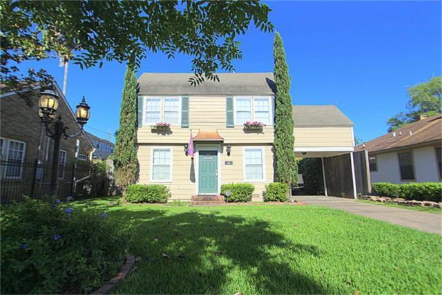 1810 Dunlavy Street, Houston, TX 77006 (MLS #59055457) :: Carrington Real Estate Services