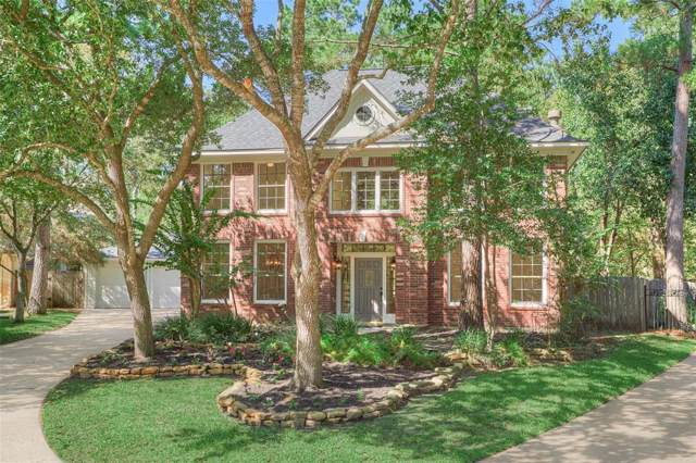 27 Heathstone Place, The Woodlands, TX 77381 (MLS #59056358) :: Christy Buck Team