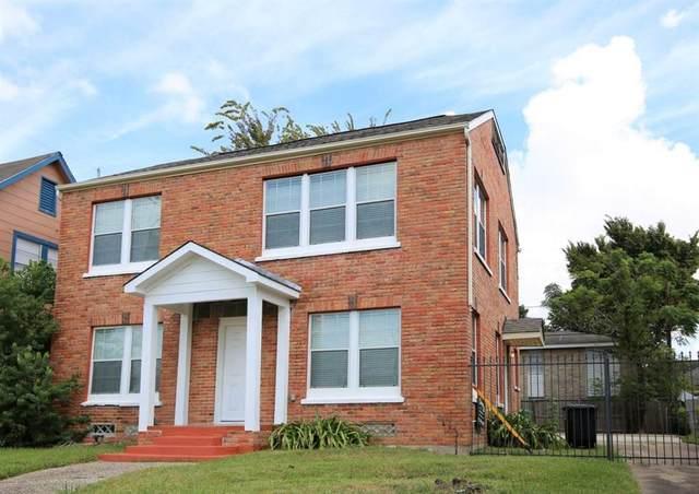 2605 Wheeler Street, Houston, TX 77004 (MLS #59067067) :: The SOLD by George Team