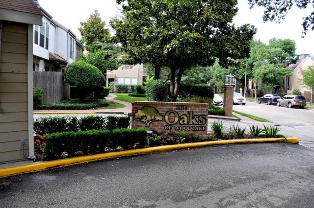 2100 Tanglewilde Street #145, Houston, TX 77063 (MLS #59077643) :: The Johnson Team