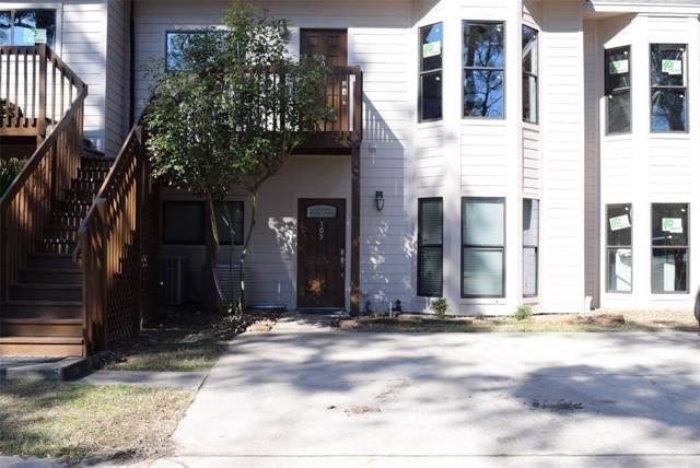 500 River Road #106, Montgomery, TX 77356 (MLS #59085284) :: The Heyl Group at Keller Williams