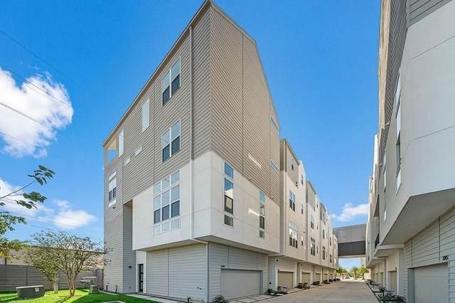 5915 E Post Oak Lane, Houston, TX 77055 (MLS #59088557) :: Giorgi Real Estate Group