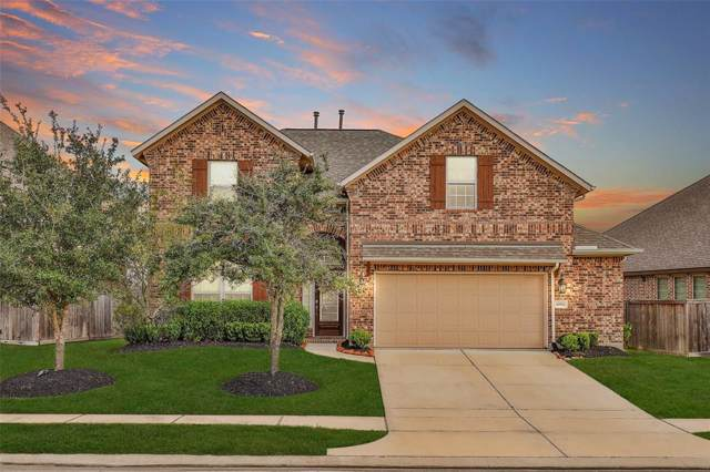 10902 Walts Run Lane Lane, Cypress, TX 77433 (MLS #59090685) :: Texas Home Shop Realty