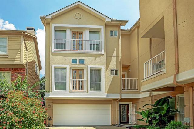 4404 Floyd Street C, Houston, TX 77007 (MLS #59091840) :: Giorgi Real Estate Group
