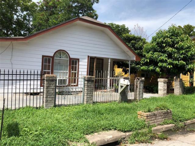 7101 Avenue P, Houston, TX 77011 (MLS #5910031) :: Giorgi Real Estate Group