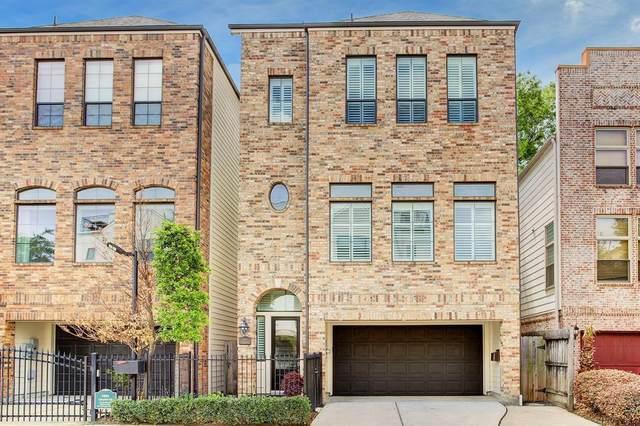 5007 Lillian Street, Houston, TX 77007 (MLS #59100595) :: Green Residential