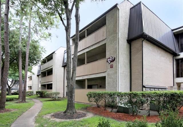 8427 Hearth Drive #21, Houston, TX 77054 (MLS #59105385) :: Caskey Realty