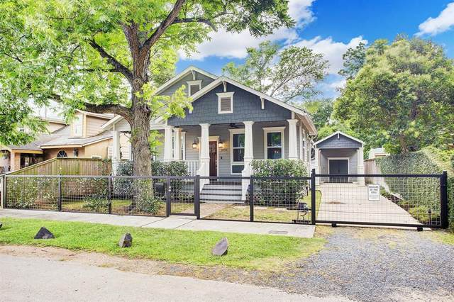 1009 Cordell Street, Houston, TX 77009 (MLS #59107829) :: The SOLD by George Team