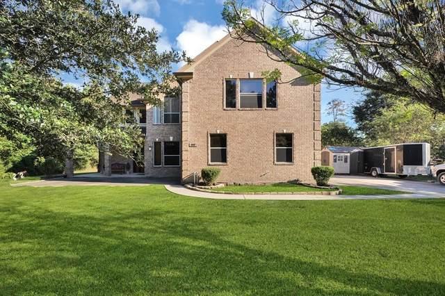 4910 Fieldwick Lane, Humble, TX 77338 (MLS #59112144) :: Texas Home Shop Realty