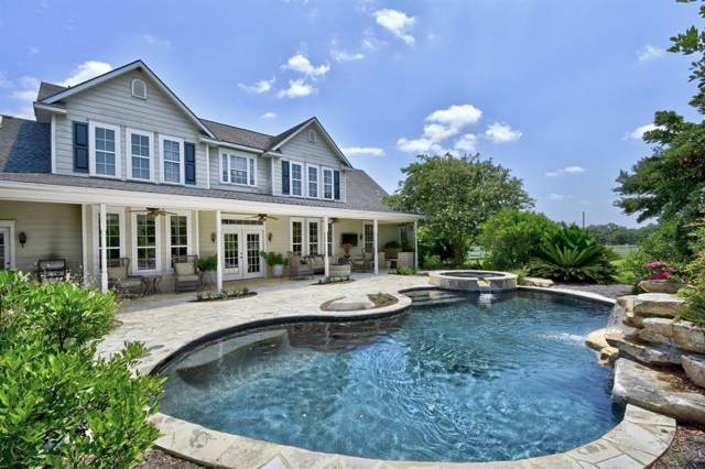 204 Wilson Wagner Road, Yoakum, TX 77995 (MLS #59121500) :: Texas Home Shop Realty