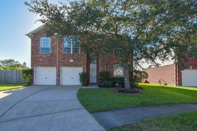 2514 Sunfire Lane, Pearland, TX 77584 (MLS #59121734) :: The Bly Team