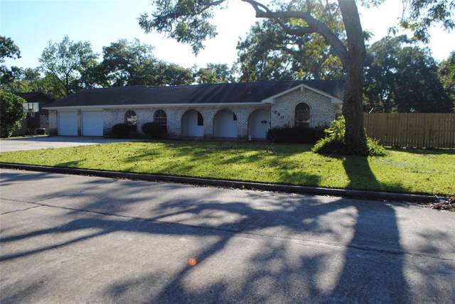 220 Wayne Drive, Clute, TX 77531 (MLS #59126289) :: The SOLD by George Team