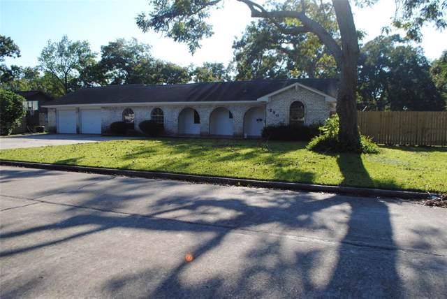 220 Wayne Drive, Clute, TX 77531 (MLS #59126289) :: Ellison Real Estate Team