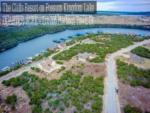 Lot 206 Harbour Town Drive, GRAFORD, TX 76449 (MLS #59136450) :: The SOLD by George Team