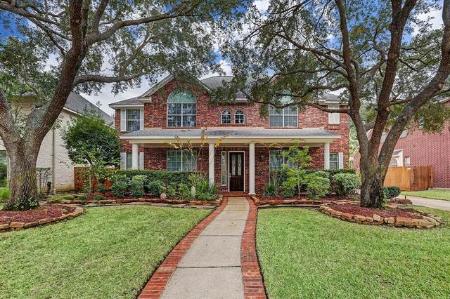 3911 Pinesbury Drive, Houston, TX 77084 (MLS #59139245) :: The Home Branch