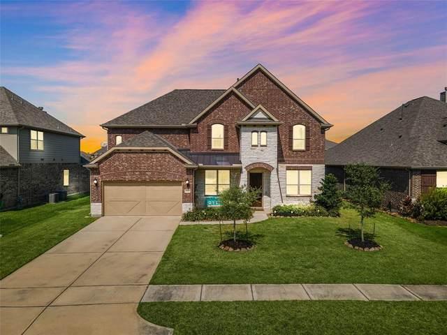 3055 Bellflower Pass Lane, League City, TX 77573 (MLS #59145067) :: Texas Home Shop Realty