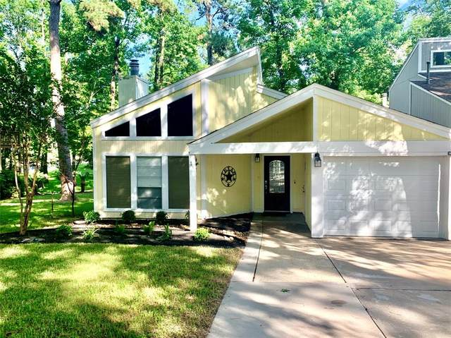 95 April Wind Drive N, Conroe, TX 77356 (MLS #59162580) :: The Home Branch