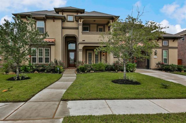 11906 Linden Walk Lane, Pearland, TX 77584 (MLS #59166018) :: Caskey Realty