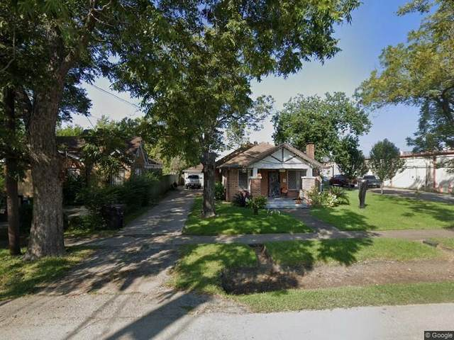 1014 Daisy Street, Houston, TX 77012 (MLS #59174211) :: The Home Branch