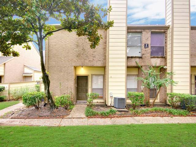 8299 Cambridge Street #201, Houston, TX 77054 (MLS #59184878) :: Caskey Realty